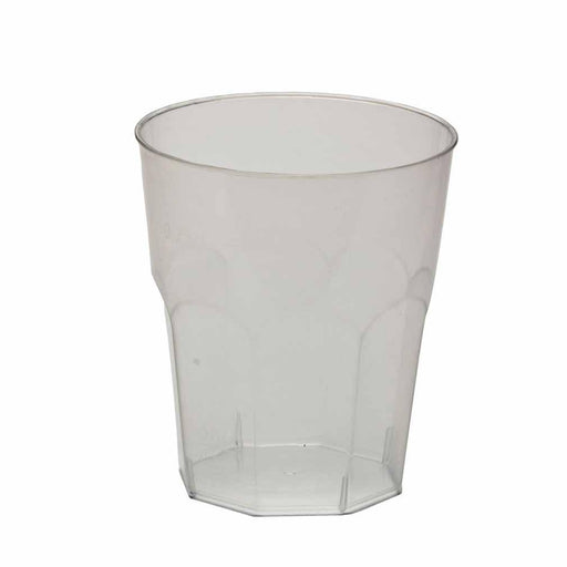 Goldplast GOLDPLAST VERRES À COCKTAIL INCASSABLES BLANCS - 270CC - 20PC GLD-4075-001