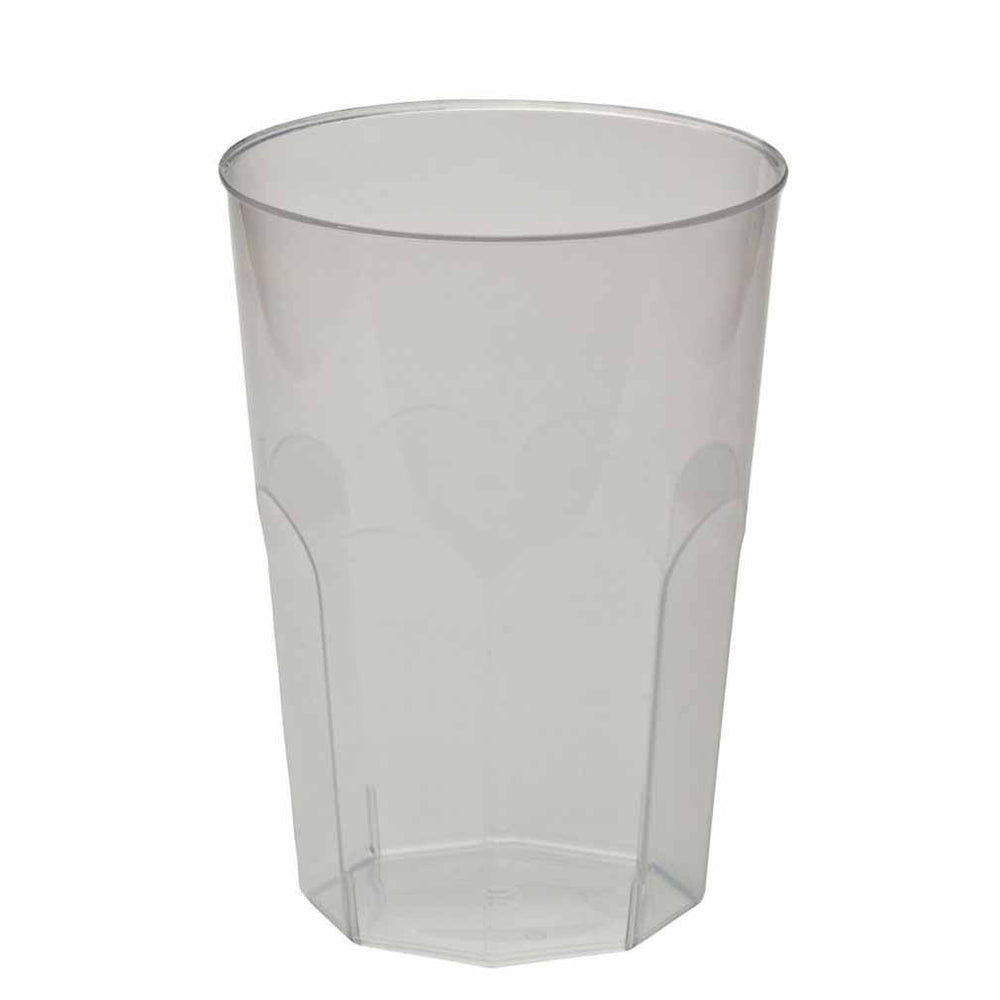 Goldplast GOLDPLAST VERRES À COCKTAIL INCASSABLES BLANCS - 350CC - 20PC GLD-4076-001