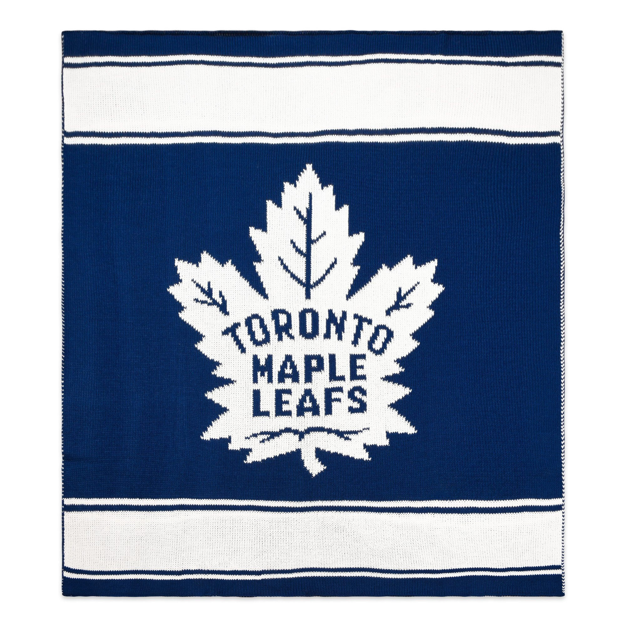 NHL Toronto Maple Leafs Carry-On Acrylic Knit Throw