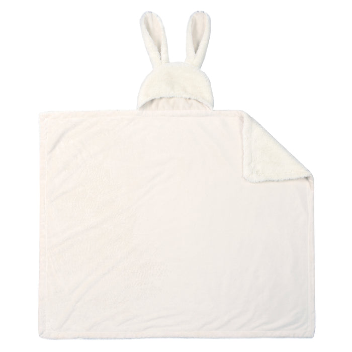 Baby's First Hooded Blanket, Bunny