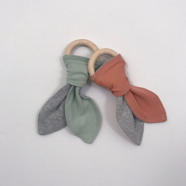 Teething ring organic cotton