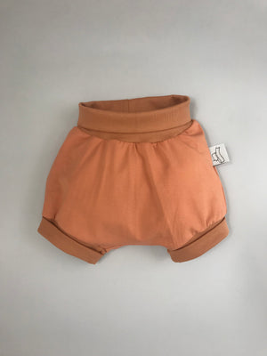 BB bloomers with adjustable waistband and cuffs