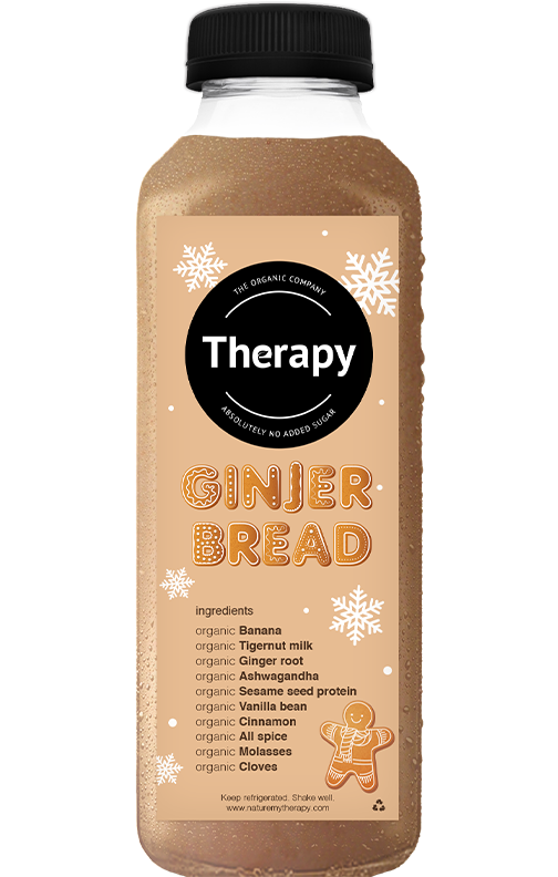 Gingerbread Protein Blend