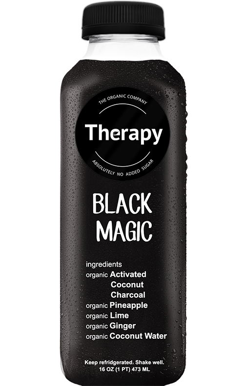 Black Magic + G (ginger)