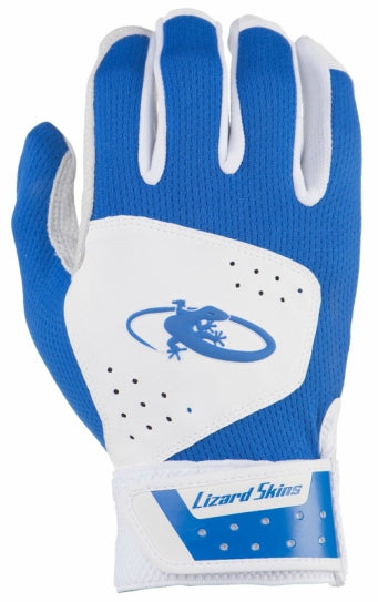 Blue Lizard Skin Batting Gloves