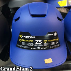 Easton Z5 Batting Helmet: Royal