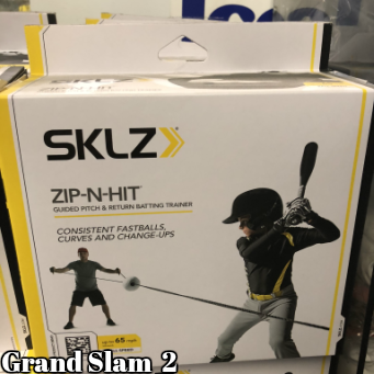 SKLZ Zip-N-Hit Baseball Trainer