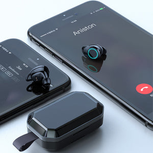 Touch-controlled Wireless Earbuds
