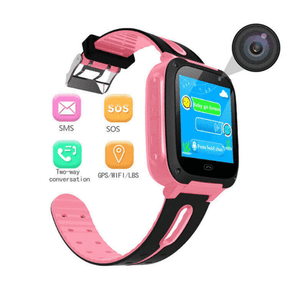 KidSAFE - GPS Live Location Smartwatch