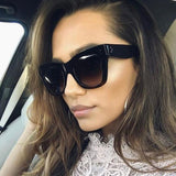 Luxury Rectangle Sunglasses