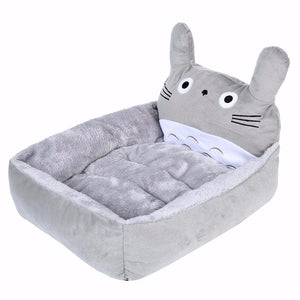 New Cartoon Cat Bed