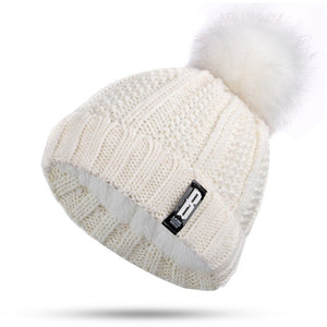 Fashion Double layer Warm Winter Hat