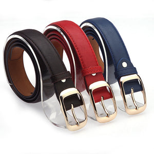 Cool Faux Leather Small Belt