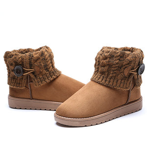 Slim Winter Boots