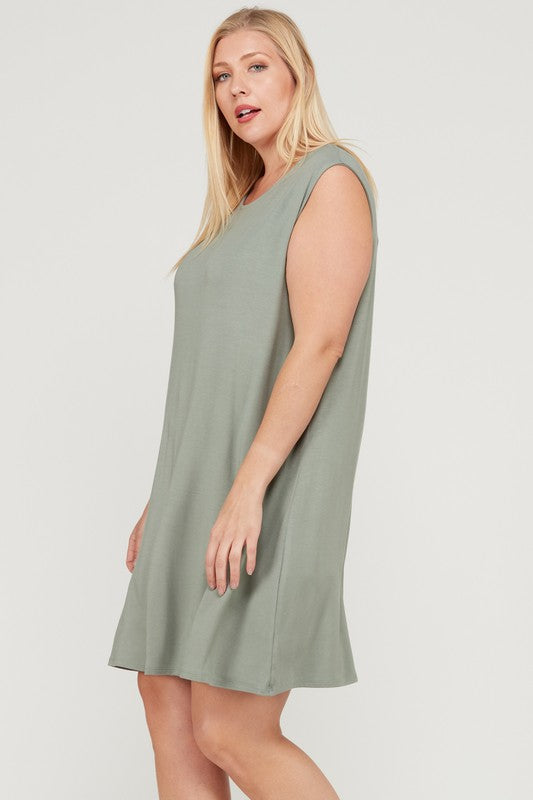 String Me Alone Dress