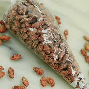 1 lb German Roasted Almonds