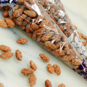 1/2 lb German Roasted Almonds