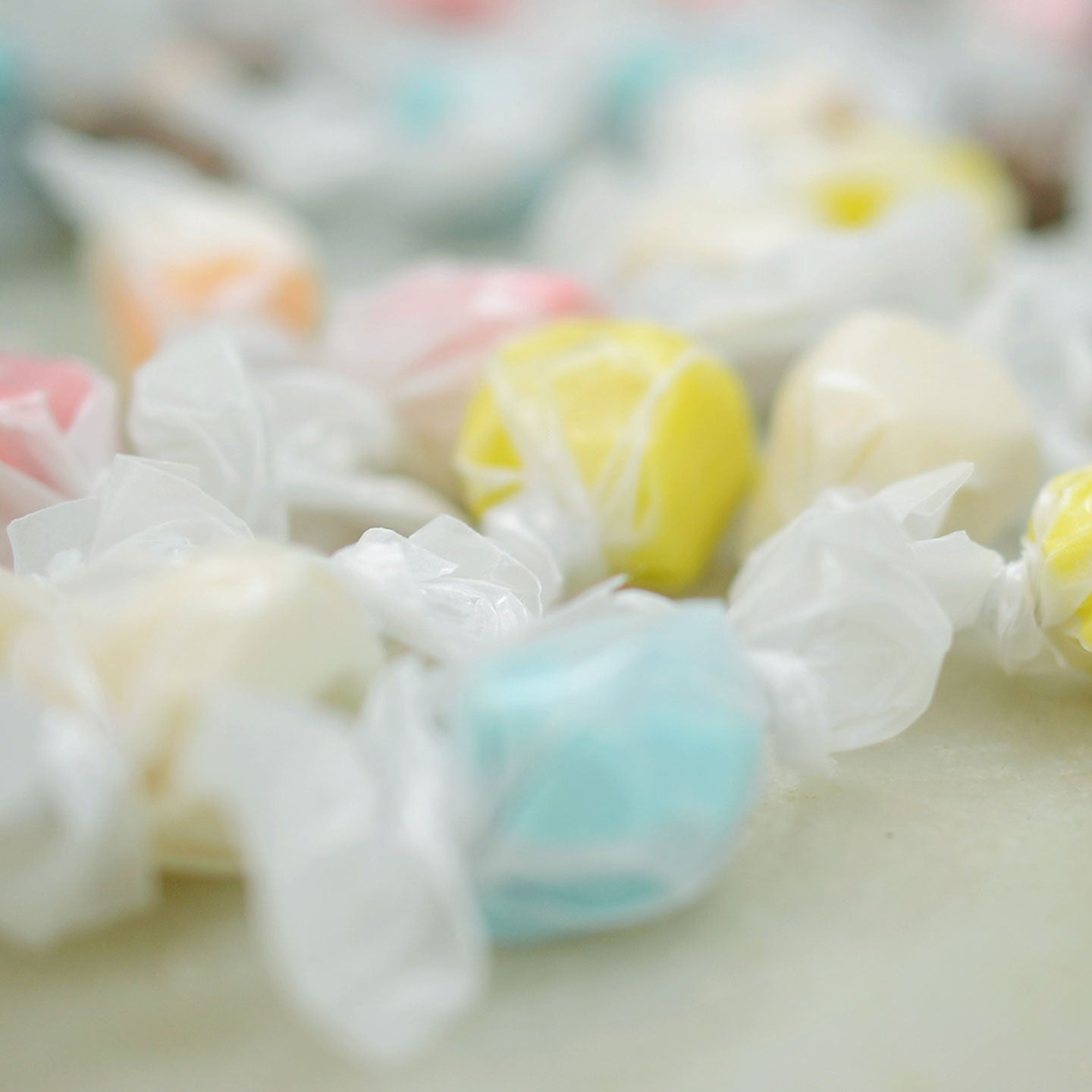 1/2 lb Fresh Water Taffy