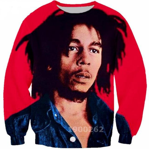 Bob Marley Jumpers (Multiple Designs)