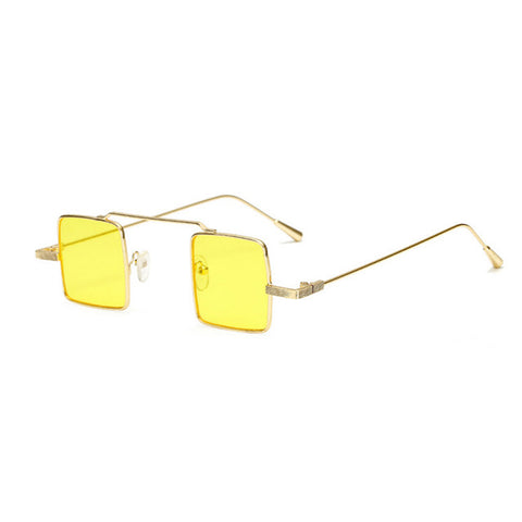 Steampunk Small Square Sunglasses