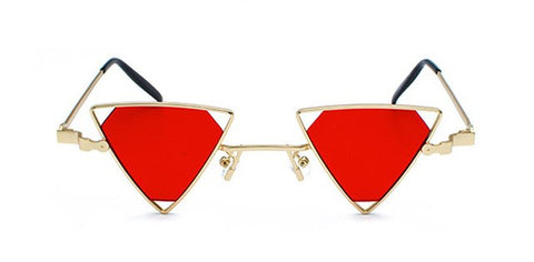 Punk Styles Triangle Sunglasses