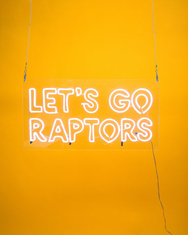 Let's Go Raptors
