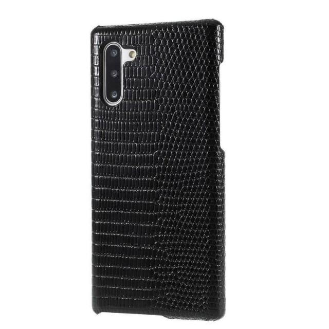 Leather Note 10 Case - Exotic Leather Galaxy Note 10 Case - Belts, Buckles and Wallets