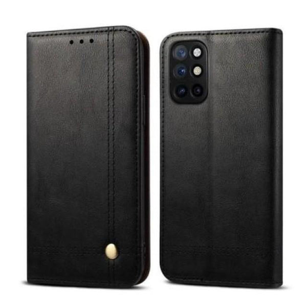 Oneplus 8T Case - Crazy Horse Leather Case for OnePlus 8T - Belts, Buckles and Wallets