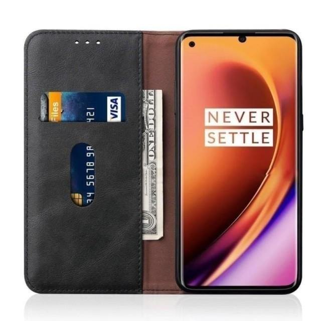Oneplus 8 Case - Crazy Horse Leather  OnePlus 8 Pro Case - Belts, Buckles and Wallets