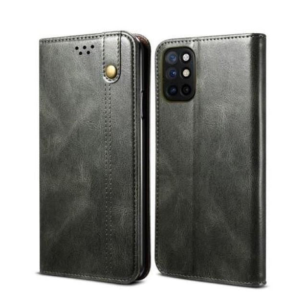 OnePlus 8T Case - Luxury High Gloss Leather Case For OnePlus 8T - Belts, Buckles and Wallets