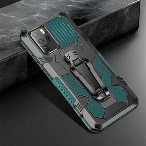 Galaxy A51 Case - Hybrid Magnetic Armor Case for Galaxy A51 5G - Belts, Buckles and Wallets