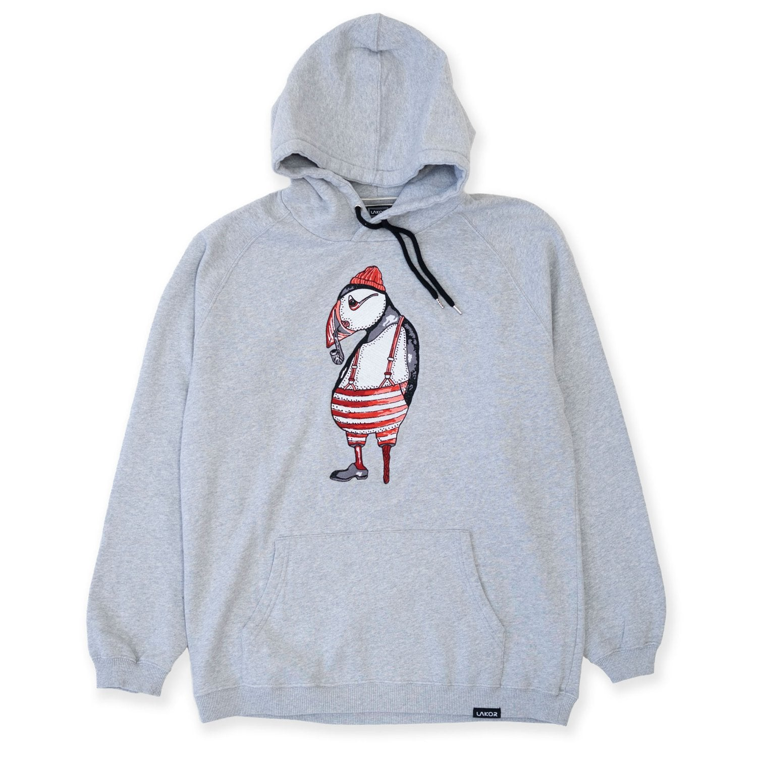 Image of   Lakor - Puffin Hoodie