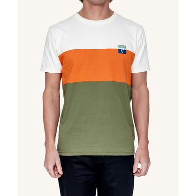 Pleasant - surfin usa panel tee