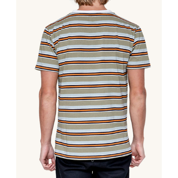 Pleasant - surfin usa striped tee