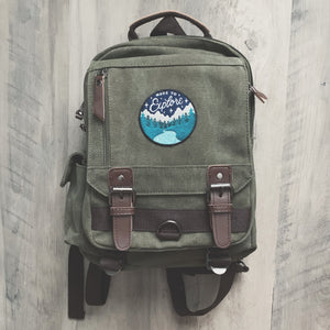 The Adventure Backpack