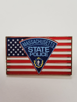 USA. MSPMLS Lapel Pin