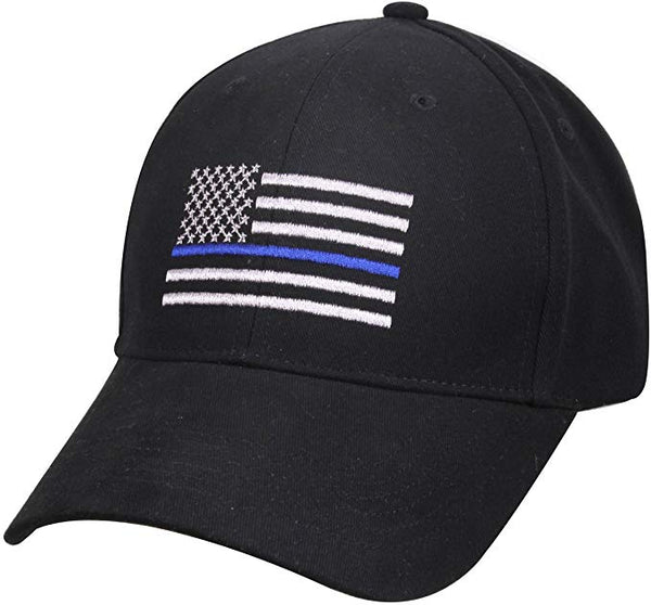 Thin Blue Line Flag Baseball Cap