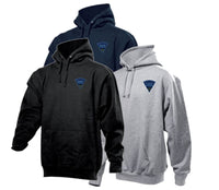 Massachusetts State Police Power-Tek Fleece Hoodie