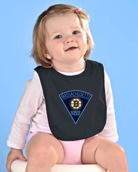 Massachusetts State Police Infant Bib