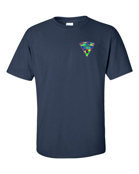 Massachusetts State Police AUTISM AWARENESS SHIRT