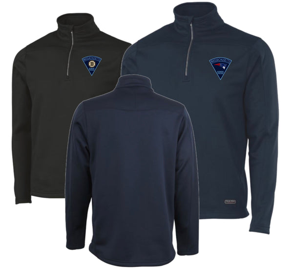 Massachusetts State Police Stealth 1/4 Zip Pullover