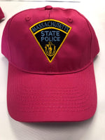 Breast Cancer Hat/ Yellow/Command Staff(Lieutenant and above)