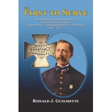 "Massachusetts State Police ""First To Serve"" book"