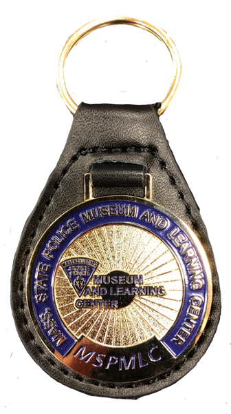 MSPMLC Medallion Key Fob