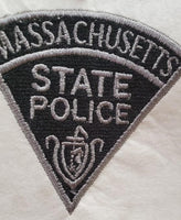 Massachusetts State Police FlexFit Mesh Fitted Hat