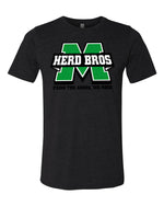 Herd Bros Tee - Black