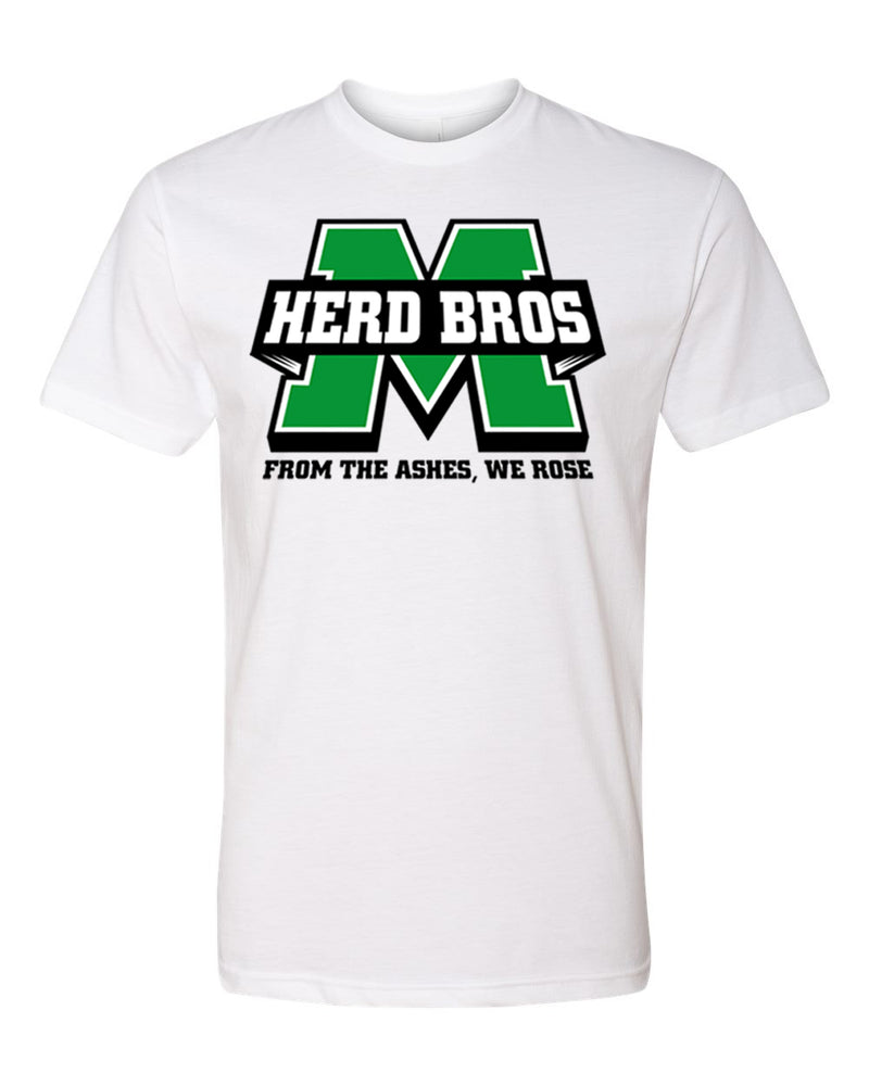Herd Bros Tee - White