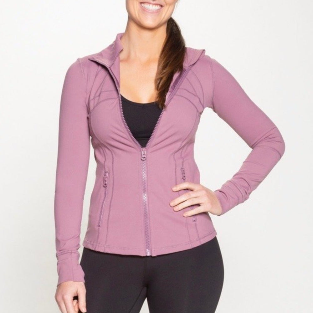 NoCo Jacket - Light Berry