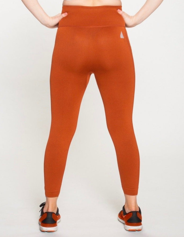 LadyBird Legging - Hook'em Orange