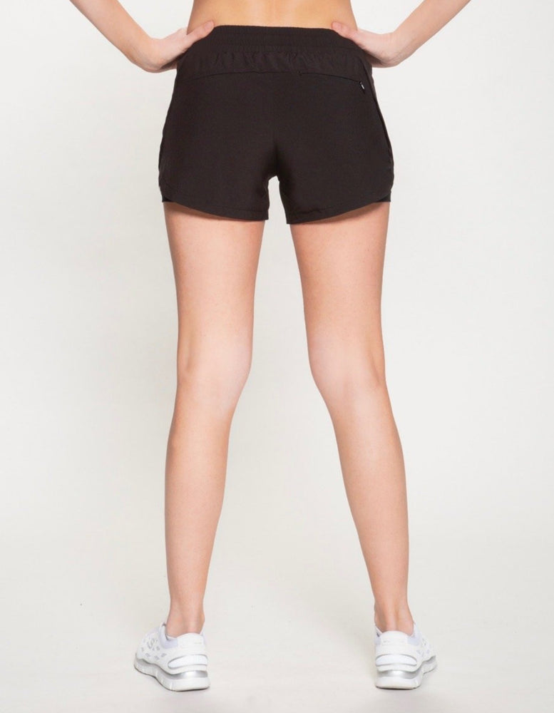 Riata Running Shorts - Black